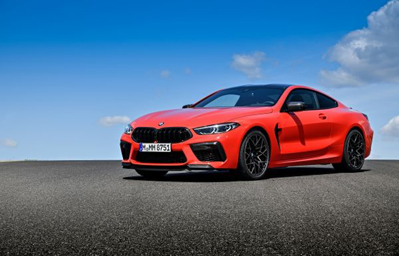 Νέες BMW M8 Gran Coupe