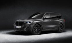 Η επιβλητική BMW X7 Dark Shadow Edition